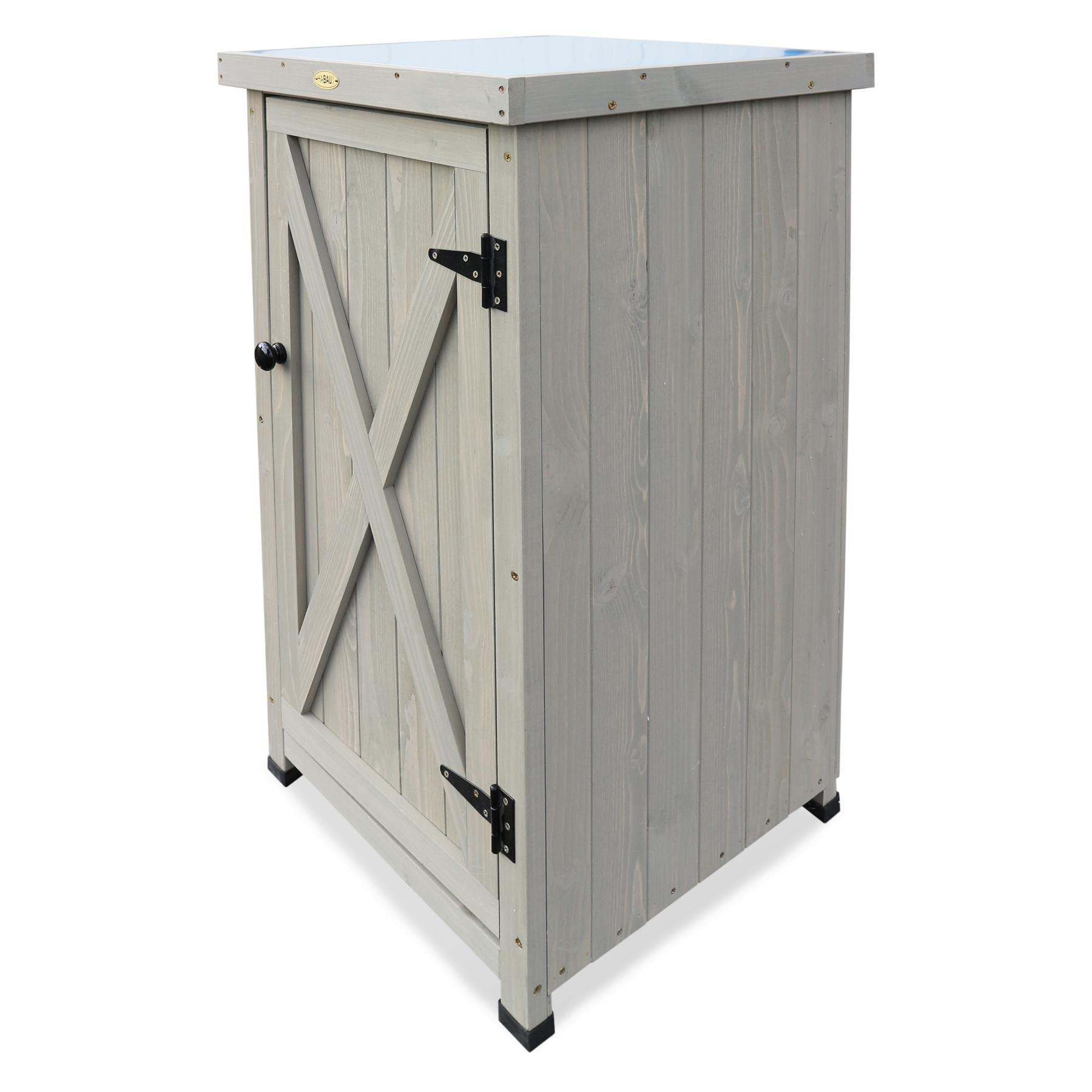 HABAU Gartenschrank Kompakt - 3085