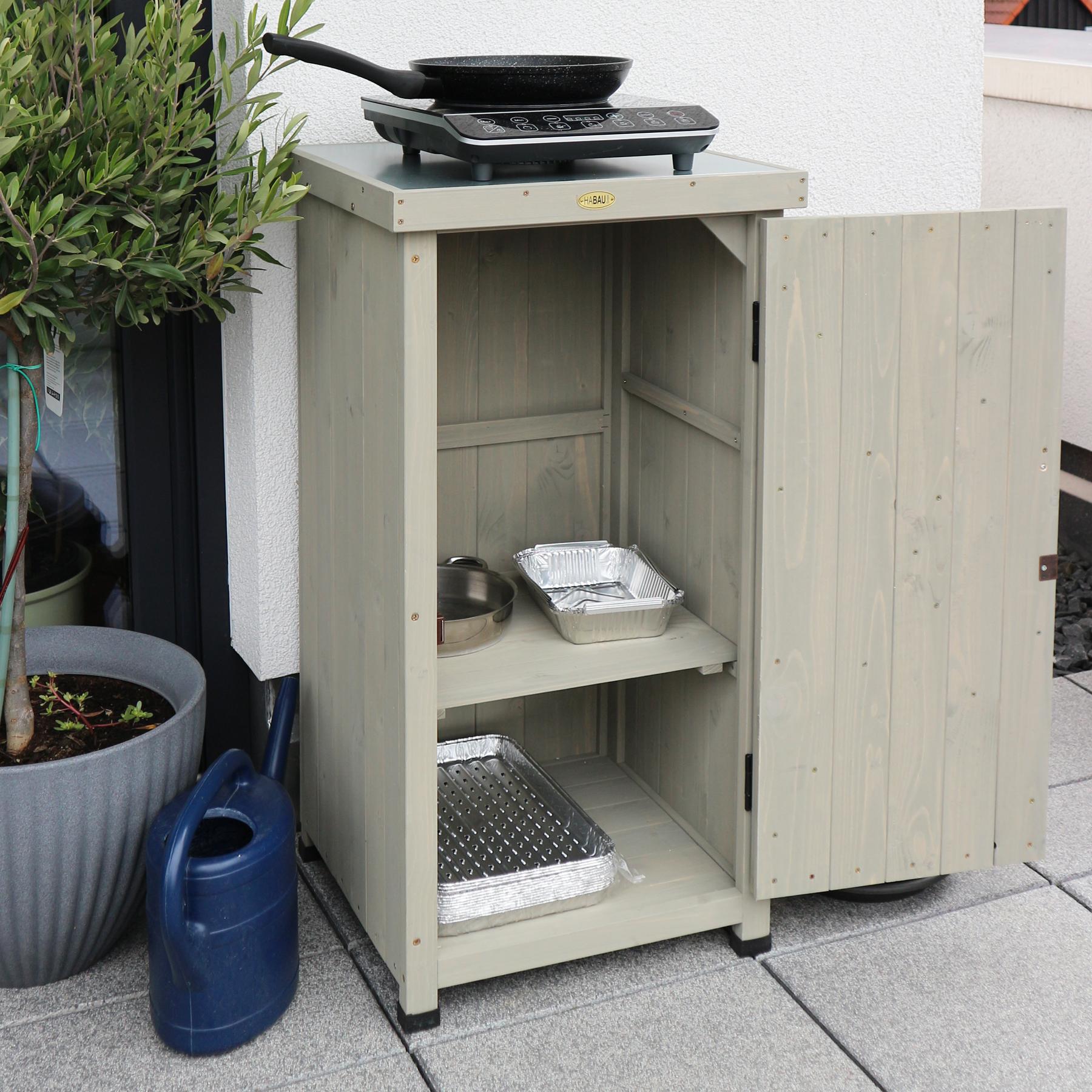 HABAU Gartenschrank Kompakt - Anwendungsbeispiel - 3085