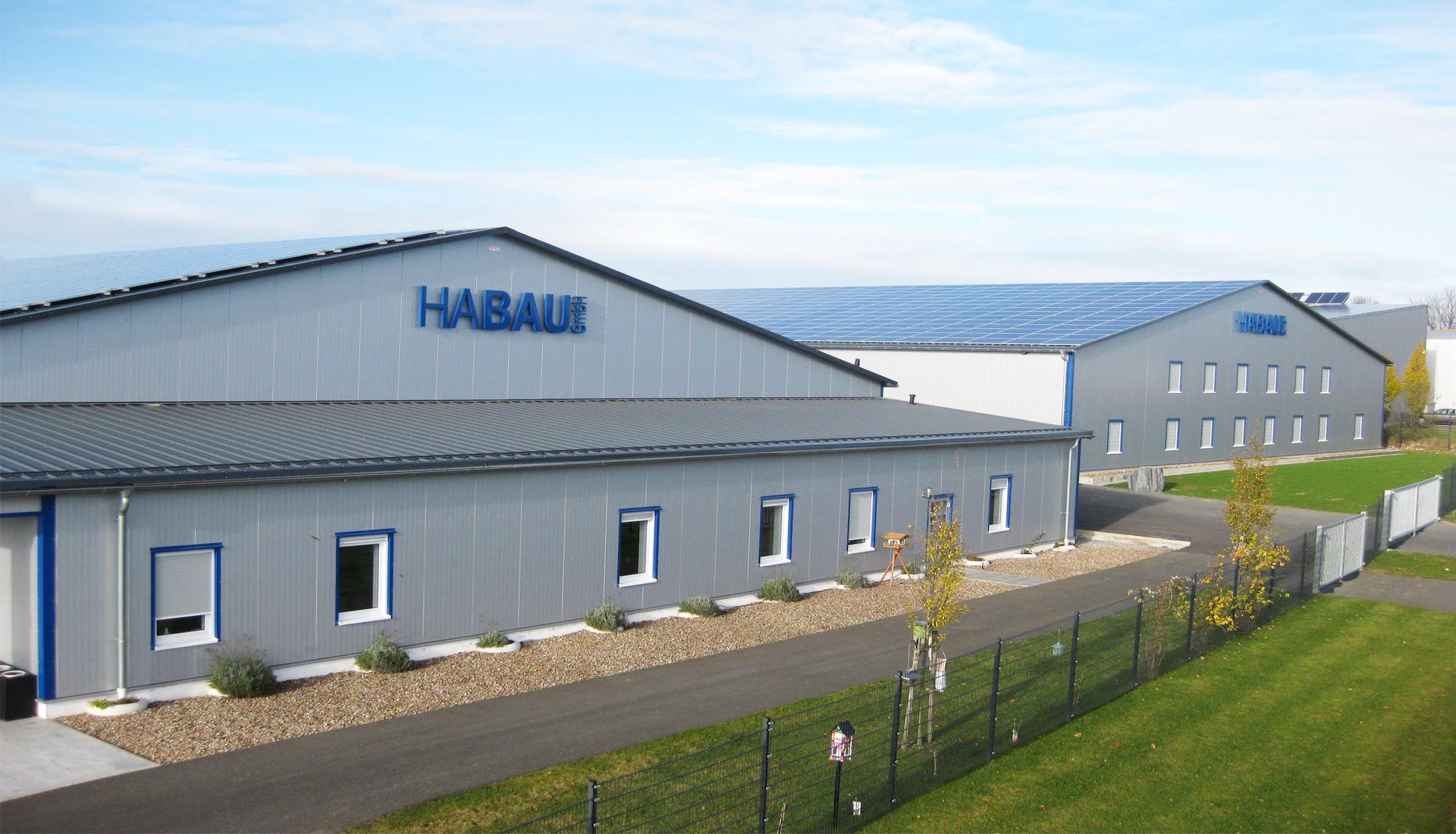 Bild des HABAU Standortes in Lichtenau bei Paderborn